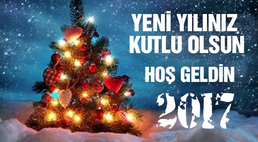 Yeni yıl mesajları: (2017) Yeni yılınız kutlu olsun