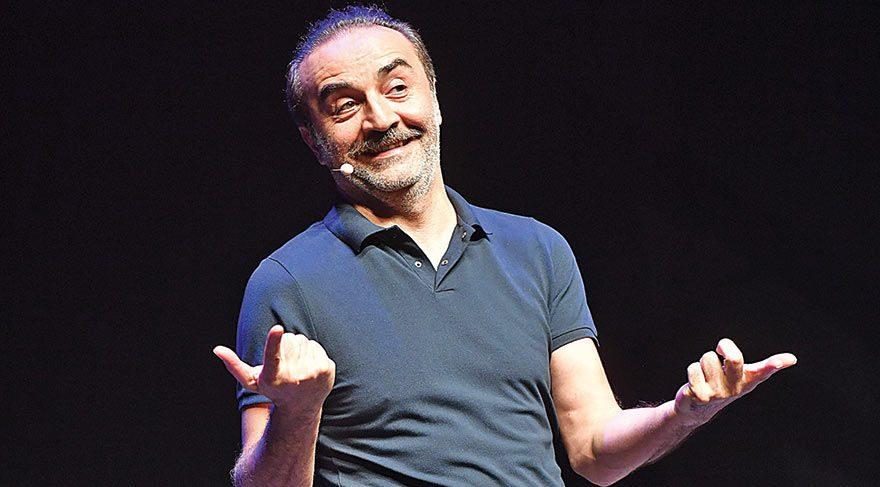 Yılmaz Erdoğan'ın TV'de talk show yapacağı iddia edildi