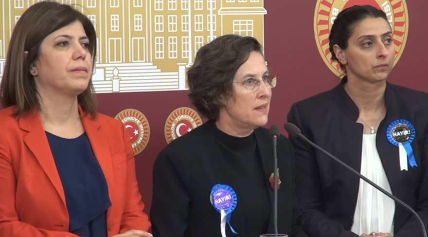 HDP den Meclis teki kavga ile ilgili açıklama