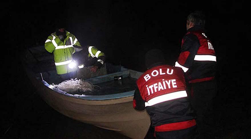 Tekne alabora oldu 2 kişi kayıp