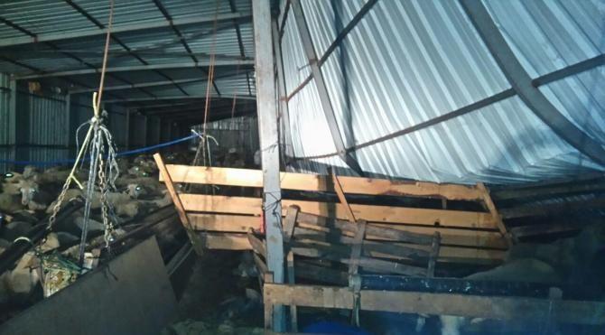 Mahsur kalan çiftçiye 5'inci günde ulaşıldı
