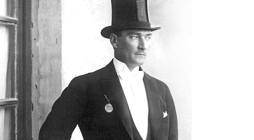 Modada öncü bir lider Mustafa Kemal Atatürk