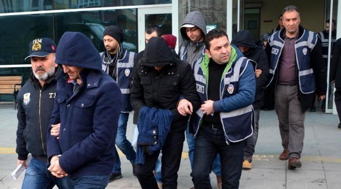 Karabük'te FETÖ operasyonunda 12 askere gözaltı