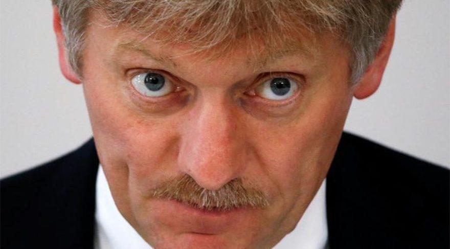Putin'in sözcüsü Peskov toplantıda gözlerini kapayınca…