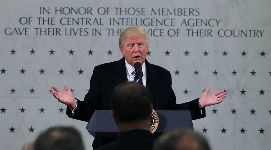 Trump ABD'yi nasıl yöneteceğinin sinyalini ilk gününde verdi!