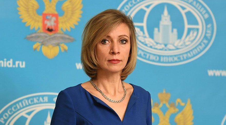 Zaharova: Obama yönetimi kalan 9 gününde dünyayı yok edebilir