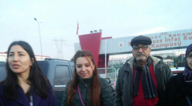 HDP Şırnak Milletvekili Leyla Birlik için tahliye kararı verildi (2)