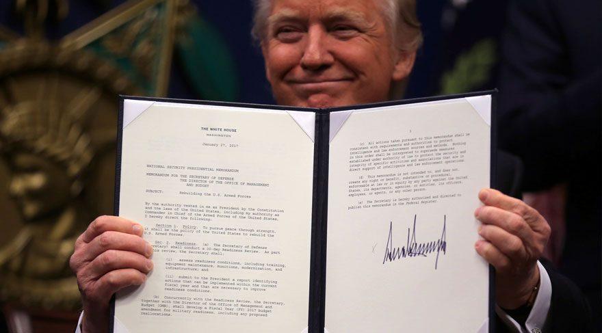 Dünya devi şirketler Trump'ın kararına karşı kampanya başlattı