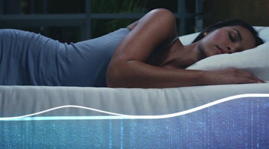 Derin uykunun formülü akıllı yatak