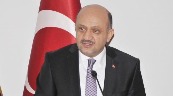 Bakan Işık Türkiye'de silah ve mühimmat üretenlere ihalelere giriş yasağını