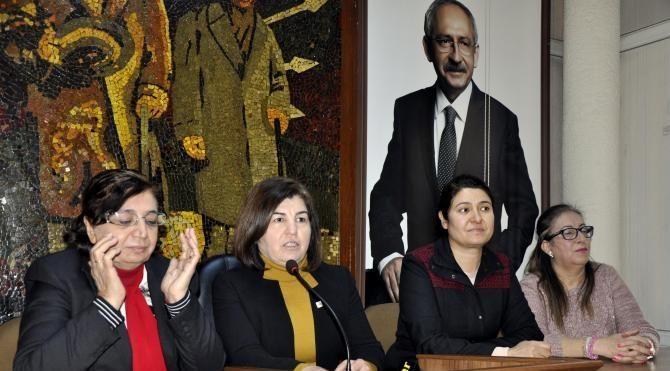 CHP Gaziantep Kadın Kolları'ndan müfredat tepkisi