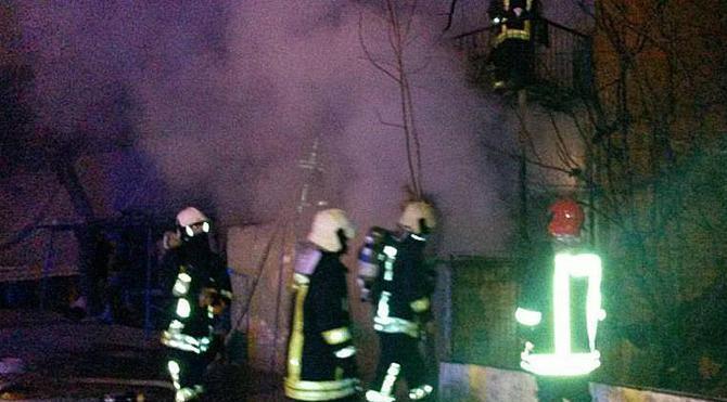 Denizli'de 2 ayrı yangında 2 yaşlı öldü