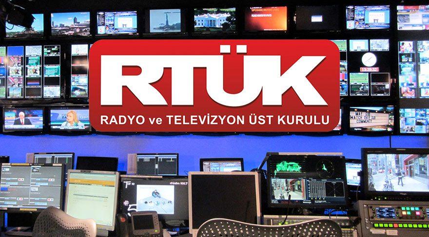 RTÜK'ten yayın yasağı geldi