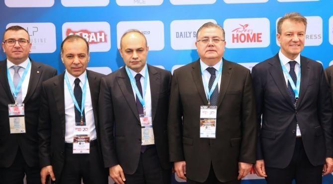 Turizmin liderleri Moskova'da buluştu