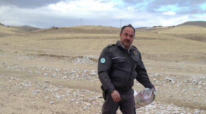 47 ördek avlayan kaçak avcılara 22 bin 698 lira para cezası