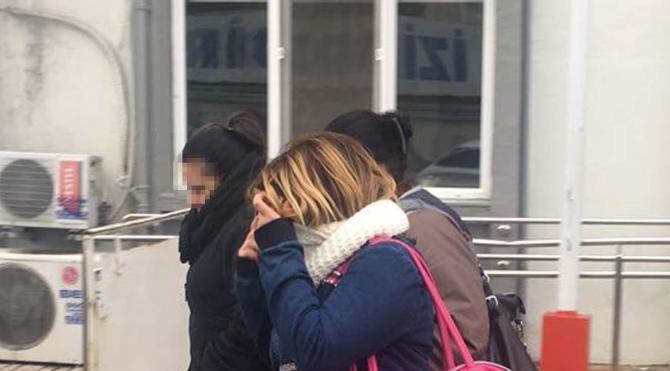 İzmir'de masaj salonlarına fuhuş baskını