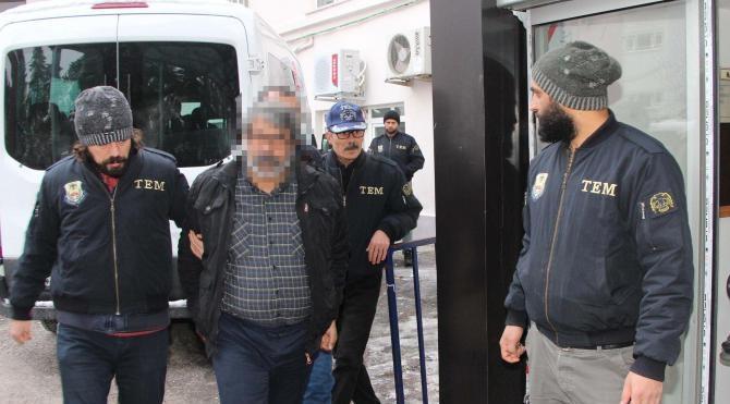 Manisa'da PKK operasyonu şüphelileri adliyede