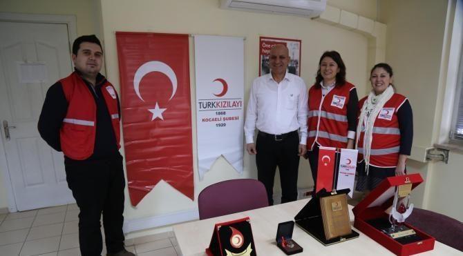 Kızılay'a 71 kez kan bağışladı