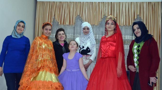 Bitlisli kadınlara, 'Muhteşem Yüzyıl Kösem' ekibinden destek