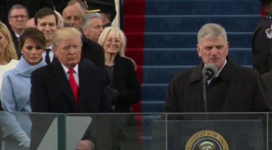 Bu görüntüler First Lady Trump tan nefret ediyor iddiasını ortaya