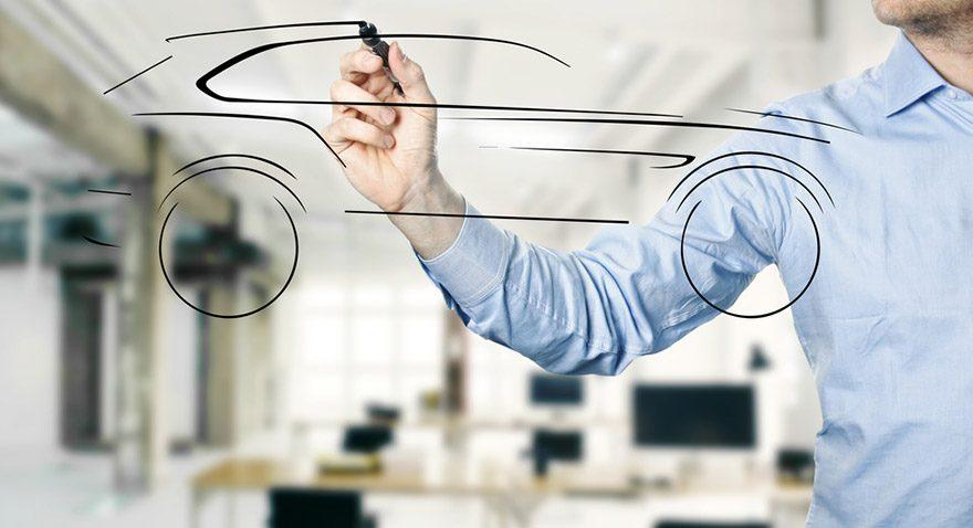 Bilgi'den 'Otomobil Tasarımı Eğitimi'