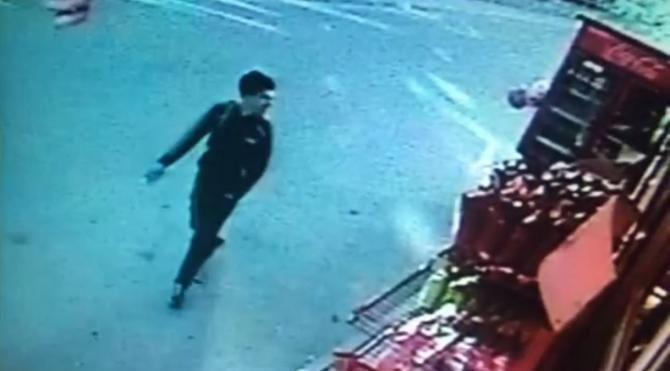 Adıyaman'da hırsızlık şüphelisi yakalandı