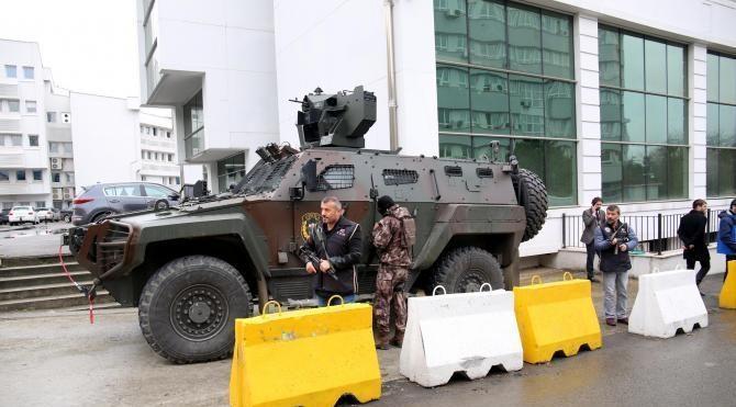 Trabzon'da bombalı araçla saldırı tatbikatı heyecan yarattı