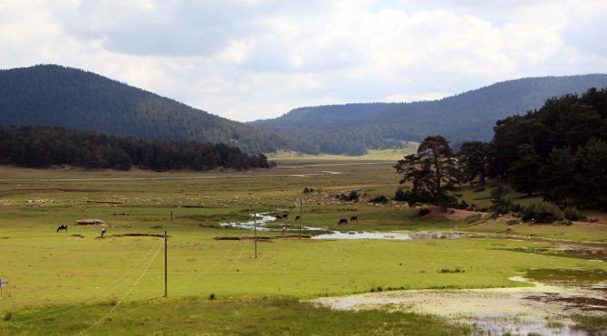Köroğlu Dağları'nın turizm alanı ilan edilmesini bilirkişi uygun bulmadı
