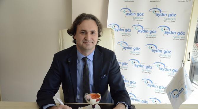 """Göz Hastalıkları Uzmanı Prof. Dr. Erkin Kır: """"Sarı Nokta hastalığı kanserden daha fazla moral bozabiliyor"""""""