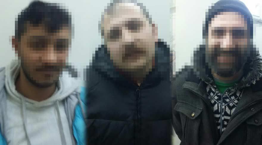 Sol terör örgütü üyesi 3 şüpheli yakalandı
