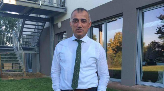 Almanya'da öldürülen işadamı Samsun'da toprağa verildi