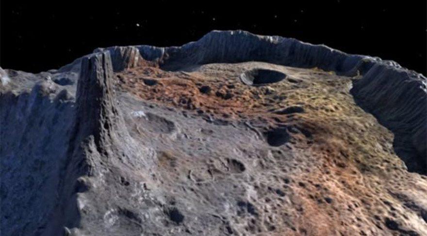 Son dakika NASA binlerce Dünya ya bedel bir asteroidin peşinde