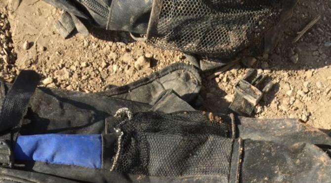 Nusaybin'de evin altındaki tünelde silah ve mühimmat bulundu