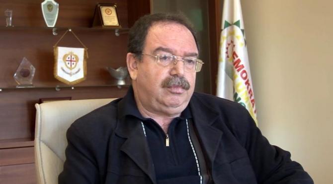 DTK Eş Başkanı Hatip Dicle'nin yurt dışında olduğu ortaya çıktı