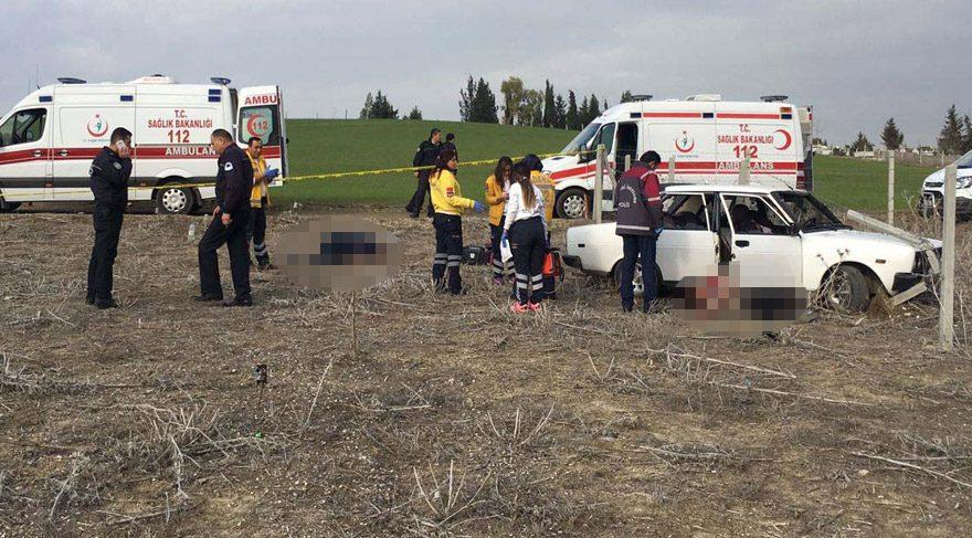 Son dakika haberi Adana'da şok! 3 erkek cesedi bulundu
