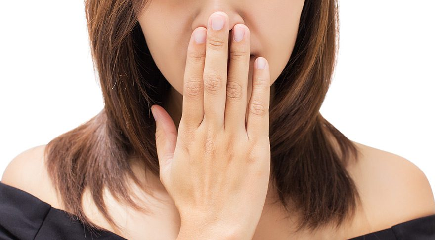 Ağız kokusuna neden olan 9 hastalık