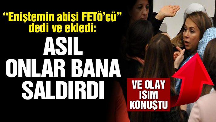 Günün kadını AKP'li Gökcen Özdoğan Enç konuştu