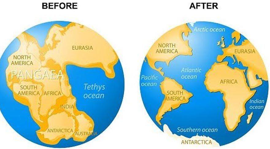 Dünyanın 250 milyon yıl içinde gelecek süperkıtası: Amasya