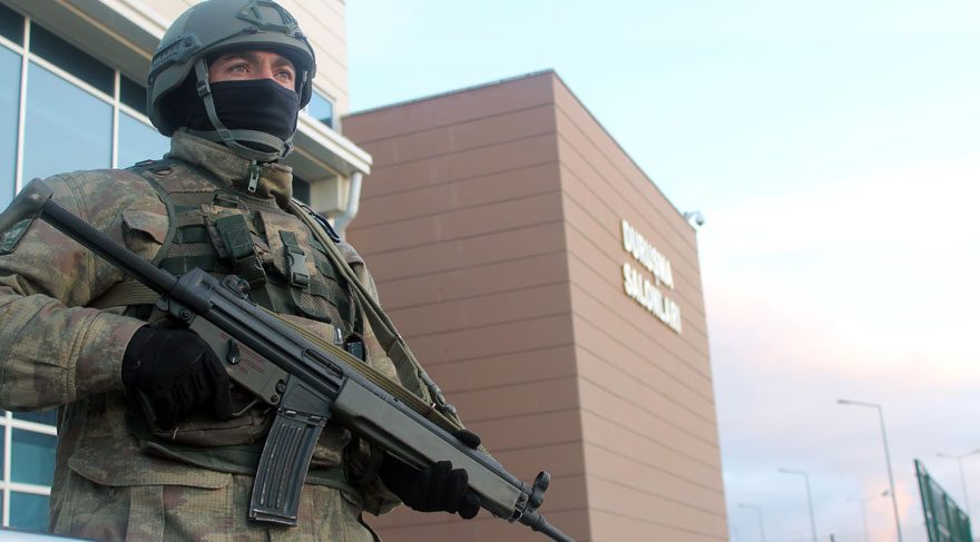 15 Temmuz un askerlere yönelik ilk davası