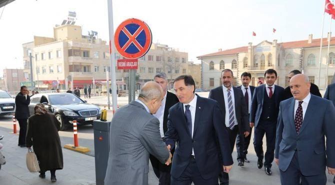 Malkoç: Türkiye, dünyanın hassasiyetini temsil ediyor (2)