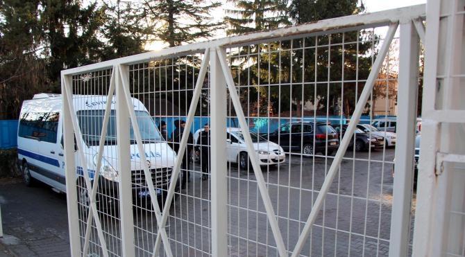 Bolu'da adliye çevresinde önlemler artırıldı