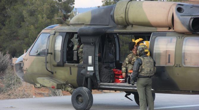 DEAŞ El Bab'da bombalı araçla saldırdı 5 şehit 9 yaralı