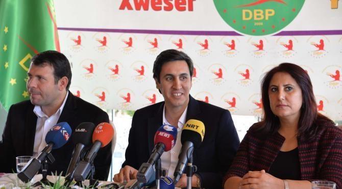 DBP Eş Başkanı Yüksek Anayasa değişikliği referanduma gelirse sistem üzerine