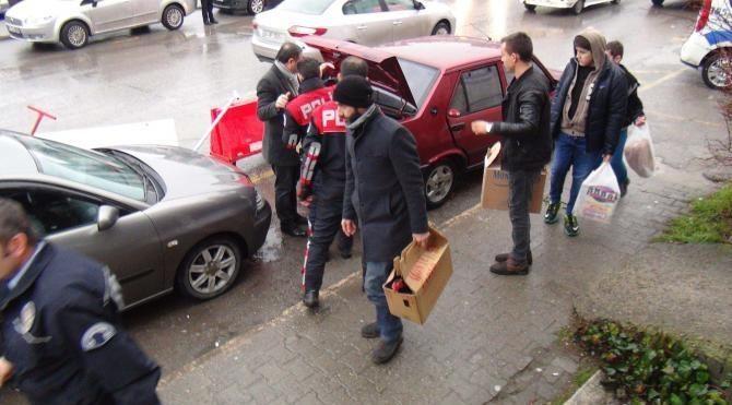 Zonguldak ta horoz dövüşü operasyonu 11 gözaltı