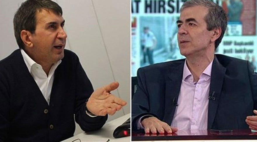 AKP'li Aydın Ünal'dan yandaş Cemil Barlas ve Fuat Uğur'a ağır benzetme