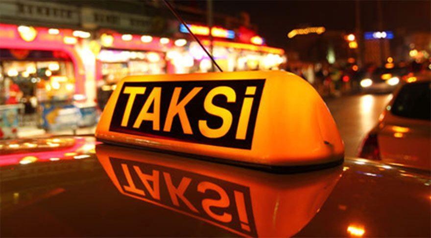 Taksilerde indi bindi ücreti uygulaması yarın başlıyor