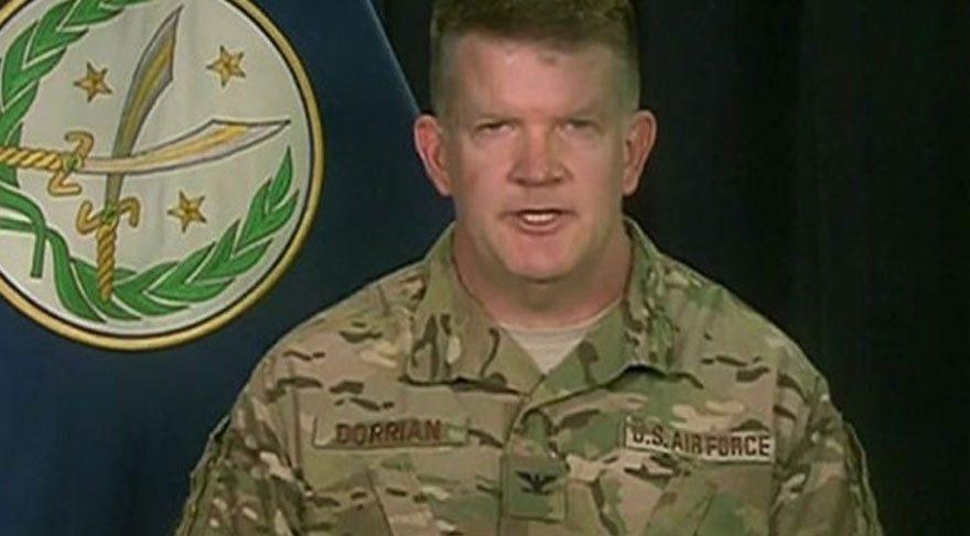 ABD'li komutandan Türkiye ve IŞİD açıklaması