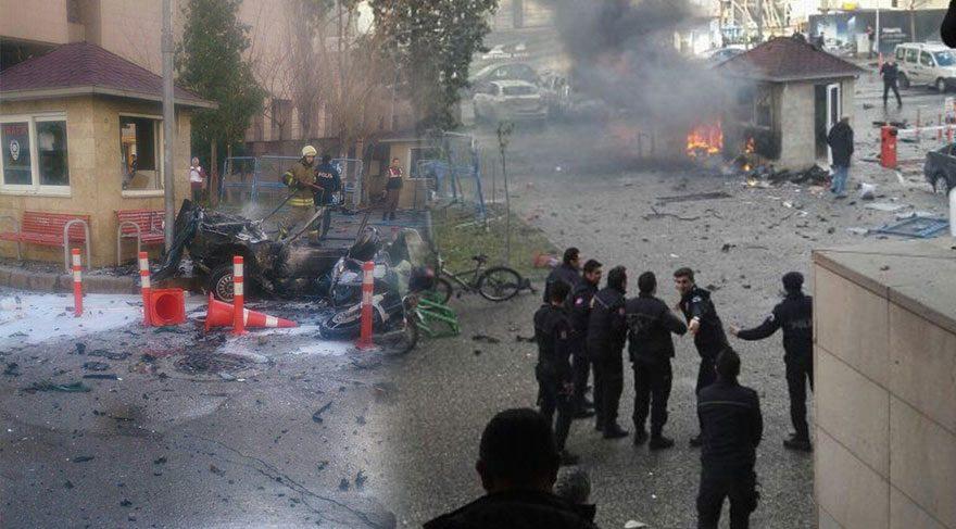 İzmir de hain saldırıyı polis memuru Fethi Sekin önledi