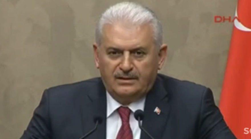 Başbakan Yıldırım'dan Irak dönüşü önemli açıklamalar