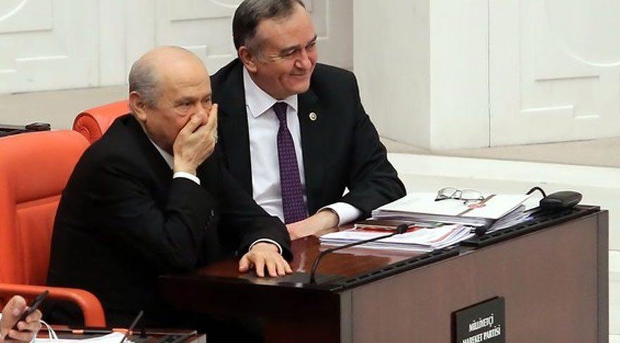 MHP lideri Bahçeli ısırık tartışmalarına böyle tepki verdi